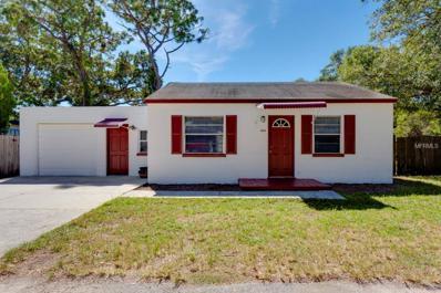 7170 51ST Terrace N, St Petersburg, FL 33709 - MLS#: U7835027