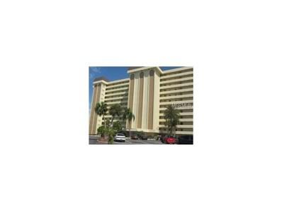 4775 Cove Circle UNIT 103, St Petersburg, FL 33708 - MLS#: U7835034