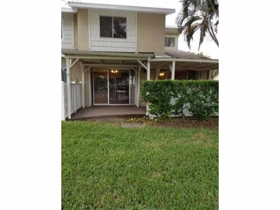 6257 Cape Hatteras Way NE UNIT 1, St Petersburg, FL 33702 - MLS#: U7835193