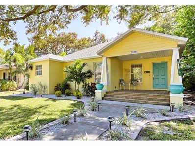 2936 9TH Avenue N, St Petersburg, FL 33713 - MLS#: U7835278