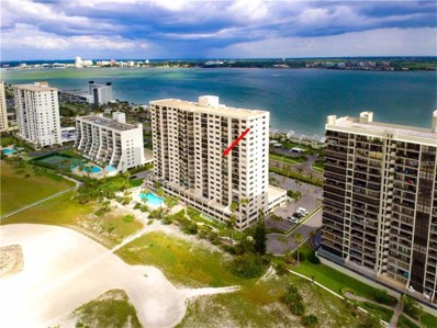 1270 Gulf Boulevard UNIT 1202, Clearwater Beach, FL 33767 - MLS#: U7835323
