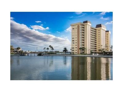 4775 Cove Circle UNIT 1108, St Petersburg, FL 33708 - MLS#: U7835366