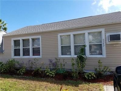 6849 3RD Street N, St Petersburg, FL 33702 - MLS#: U7835386