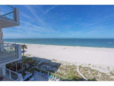 1350 Gulf Boulevard UNIT 602, Clearwater Beach, FL 33767 - MLS#: U7835526
