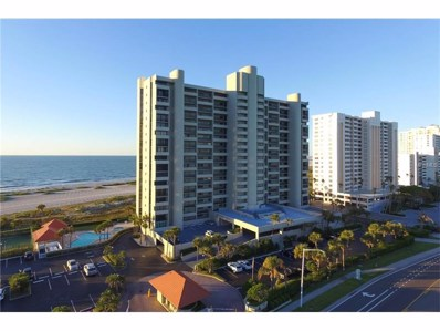 1290 Gulf Boulevard UNIT 902, Clearwater Beach, FL 33767 - MLS#: U7835944