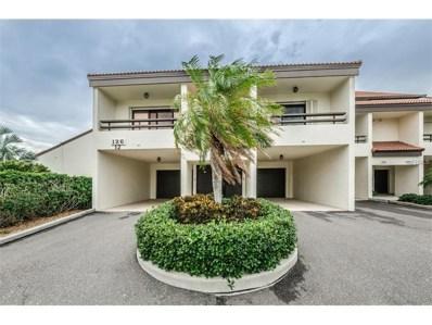 126 1ST Street E UNIT 102, Tierra Verde, FL 33715 - MLS#: U7836009
