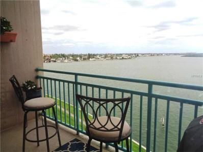 1 Key Capri UNIT 611E, Treasure Island, FL 33706 - MLS#: U7836015