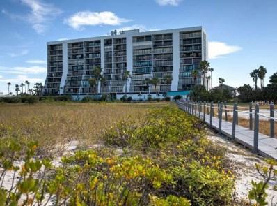1250 Gulf Boulevard UNIT 307, Clearwater Beach, FL 33767 - MLS#: U7836308