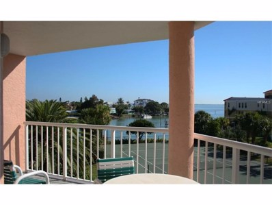 5445 Gulf Boulevard UNIT 511, St Pete Beach, FL 33706 - #: U7836335