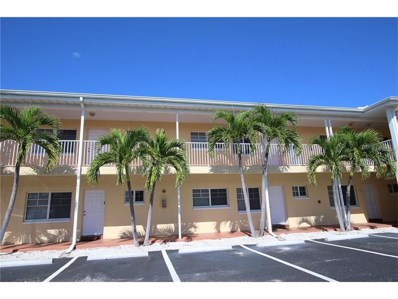 19417 Gulf Boulevard UNIT E-206, Indian Shores, FL 33785 - MLS#: U7836462