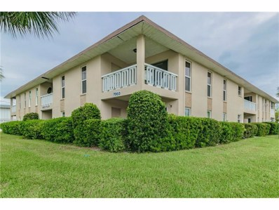 7003 Sunset Way UNIT 2, St Pete Beach, FL 33706 - MLS#: U7836496