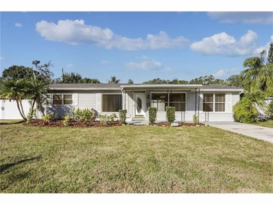 6628 15TH Street N, St Petersburg, FL 33702 - MLS#: U7836679