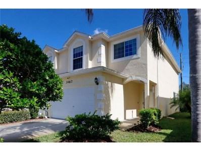 3467 Fox Hunt Drive, Palm Harbor, FL 34683 - MLS#: U7836831
