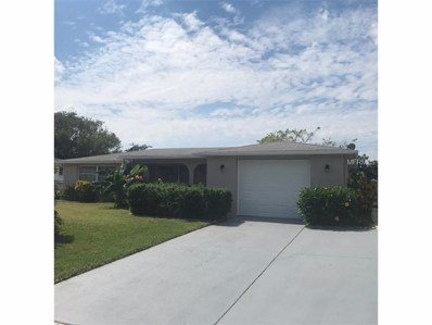 3149 Blue Bird Drive, Holiday, FL 34690 - MLS#: U7836998
