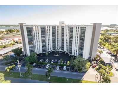 10355 Paradise Boulevard UNIT 415, Treasure Island, FL 33706 - MLS#: U7837061