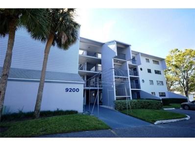 9200 Park Boulevard UNIT 103, Seminole, FL 33777 - MLS#: U7837207