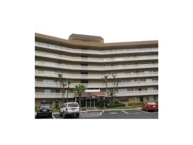 8950 Park Boulevard UNIT 104, Seminole, FL 33777 - MLS#: U7837268