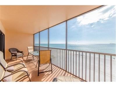 13720 Gulf Boulevard UNIT 502, Madeira Beach, FL 33708 - MLS#: U7837335