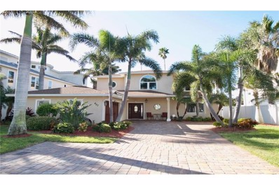 407 Bath Club Boulevard N, North Redington Beach, FL 33708 - MLS#: U7837410