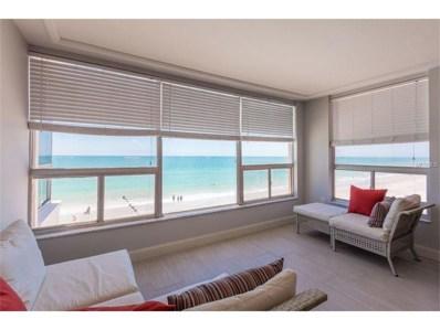14800 Gulf Boulevard UNIT 401, Madeira Beach, FL 33708 - MLS#: U7837423