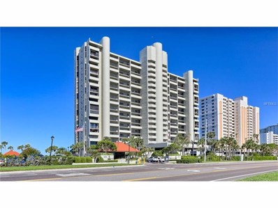 1290 Gulf Boulevard UNIT 1705, Clearwater Beach, FL 33767 - MLS#: U7837580
