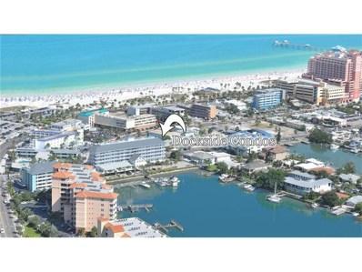 445 Hamden Drive UNIT 205, Clearwater Beach, FL 33767 - MLS#: U7837582