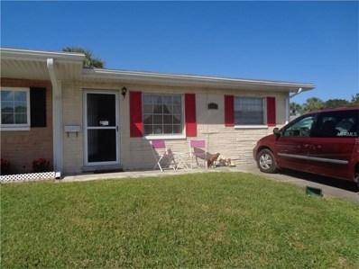 5101 Tulip Street N UNIT 5101, Pinellas Park, FL 33782 - MLS#: U7837639