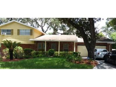 8013 Tierra Verde Drive, Tampa, FL 33617 - MLS#: U7837971