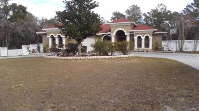 1392 Maximilian Avenue, Spring Hill, FL 34609 - MLS#: U7838064