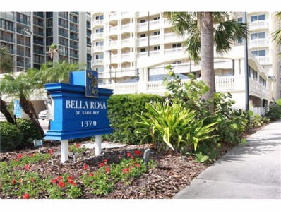 1370 Gulf Boulevard UNIT 402, Clearwater Beach, FL 33767 - MLS#: U7838121