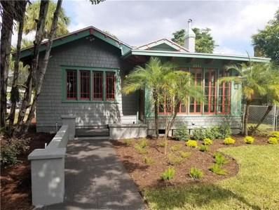 2517 1ST Avenue S, St Petersburg, FL 33712 - MLS#: U7838237