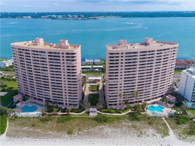 1340 Gulf Boulevard UNIT 8D, Clearwater Beach, FL 33767 - MLS#: U7838318