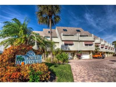 360 Pinellas Bayway S UNIT E, Tierra Verde, FL 33715 - MLS#: U7838424