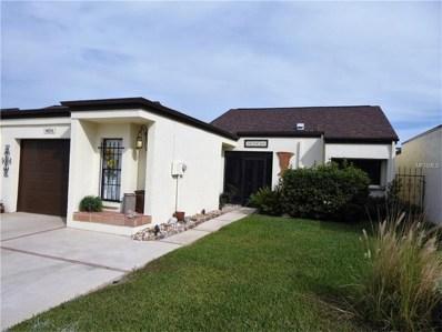 4604 Stonehaven Place, New Port Richey, FL 34652 - MLS#: U7838445