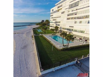 7000 Beach Plaza UNIT 905, St Pete Beach, FL 33706 - MLS#: U7838657