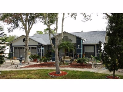 805 High Point Court, Tarpon Springs, FL 34689 - MLS#: U7838664