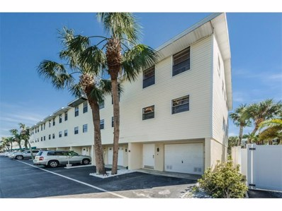 19807 Gulf Boulevard UNIT 128, Indian Shores, FL 33785 - MLS#: U7838744