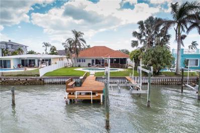 17068 Dolphin Drive, North Redington Beach, FL 33708 - MLS#: U7838770
