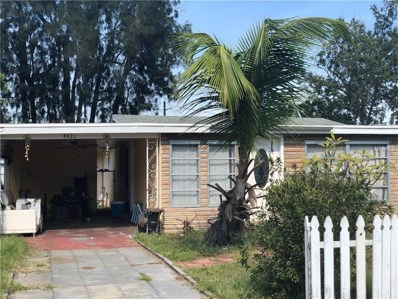 4421 14TH Avenue S, St Petersburg, FL 33711 - MLS#: U7838878