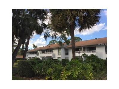 2132 Lakewood Club Drive S UNIT 8-G, St Petersburg, FL 33712 - MLS#: U7838881