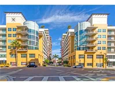 1120 E Kennedy Boulevard UNIT 722, Tampa, FL 33602 - MLS#: U7838889