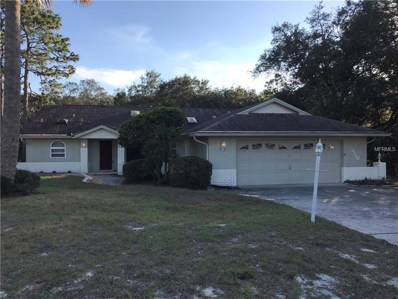 9166 Eldridge Road, Spring Hill, FL 34608 - MLS#: U7838918