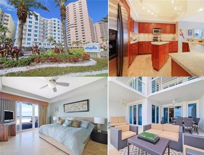 1350 Gulf Boulevard UNIT 303, Clearwater Beach, FL 33767 - MLS#: U7839299