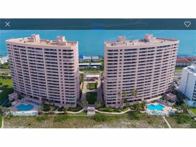 1310 Gulf Boulevard UNIT 9D, Clearwater Beach, FL 33767 - MLS#: U7839349