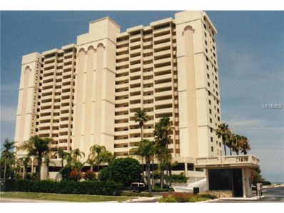 1270 Gulf Boulevard UNIT 1905, Clearwater Beach, FL 33767 - MLS#: U7839491