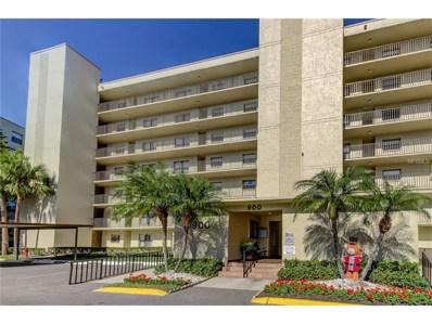 900 Cove Cay Dr UNIT 5B, Clearwater, FL 33760 - MLS#: U7839997