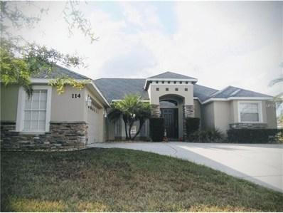 114 Sapphire Court, Auburndale, FL 33823 - MLS#: U7840051