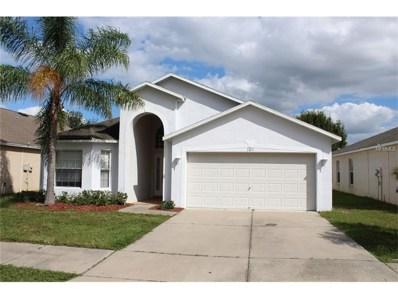 1011 Cristelle Jean Drive, Ruskin, FL 33570 - MLS#: U7840101