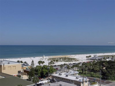 501 Mandalay Avenue UNIT 1001, Clearwater Beach, FL 33767 - MLS#: U7840213