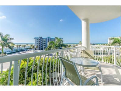 11605 Gulf Boulevard UNIT 403, Treasure Island, FL 33706 - MLS#: U7840406